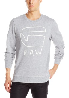 G Star Raw Denim G-Star Raw Men's Okisi R Sweatshirt