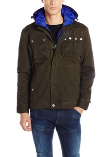 G Star Raw Denim G-Star Raw Men's Ospak Liner Overshirt Jacket