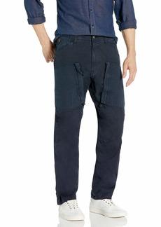 G Star Raw Denim G-Star Raw Men's Ospak Pm 3d Tapered Cuffed Canvas Pant