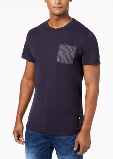 G Star Raw Denim G-Star Raw Men's Pocket Cotton T-Shirt, Created for Macy's