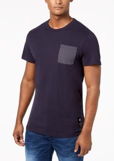 G Star Raw Denim G-Star Raw Men's Pocket Cotton T-Shirt, Created for Macy's
