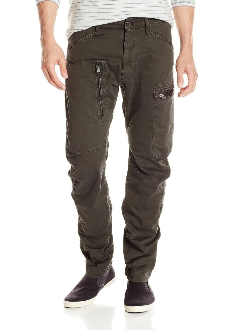 G Star Raw Denim G-Star Raw Men's Powel 3D Tapered Cuffed Premium Micro Stretch Pant