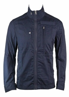 G Star Raw Denim G-Star Raw Men's Powel Deconstructed Overshirt Long Sleeve