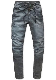 G Star Raw Denim G-Star Raw Men's Rackam 3D Slim-Fit Stretch Trainer Jeans