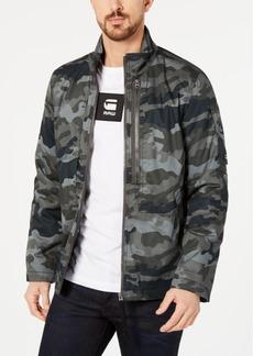 G Star Raw Denim G-Star Raw Mens Rackam Utility Camo Jacket, Created for Macy's