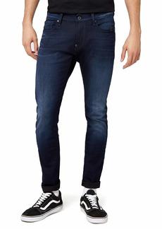 G Star Raw Denim G-Star Raw Men's Revend Slim Fit Pant in Slander Indigo Super Stretch  3432