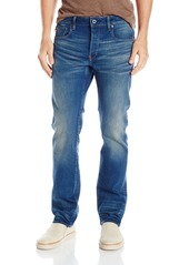 G Star Raw Denim G-Star Raw Men's Revend Zip Straight-Fit Jean  31x32