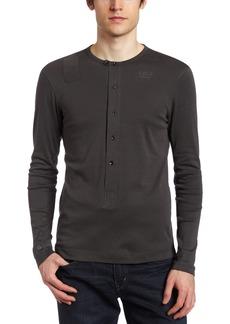 G Star Raw Denim G-Star Raw Men's Robert Sweat Long Sleeve Shirt