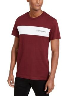 G Star Raw Denim G-Star Raw Men's Rodis Block Print T-Shirt