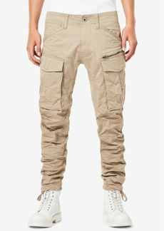 G Star Raw Denim G-Star Raw Men's Rovic 3D Straight Tapered Fit Cargo Pants