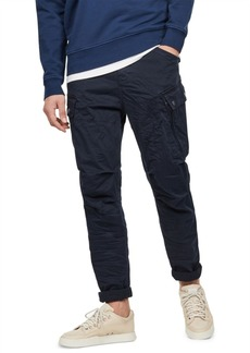 G Star Raw Denim G-Star Raw Men's Roxic Straight Tapered Cargo Pants, Created For Macy's