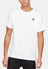 G Star Raw Denim G-Star Raw Men's Satur Logo Taping T-Shirt, Created for Macy's