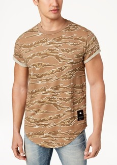 G Star Raw Denim G-Star Raw Men's Shelo Camouflage-Print T-Shirt, Created for Macy's