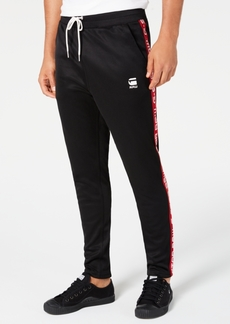 G Star Raw Denim G-Star Raw Men's Side Stripe Track Pants, Created for Macy's