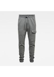 G Star Raw Denim G-Star Raw Men's Side Stripe Utility Sweatpants