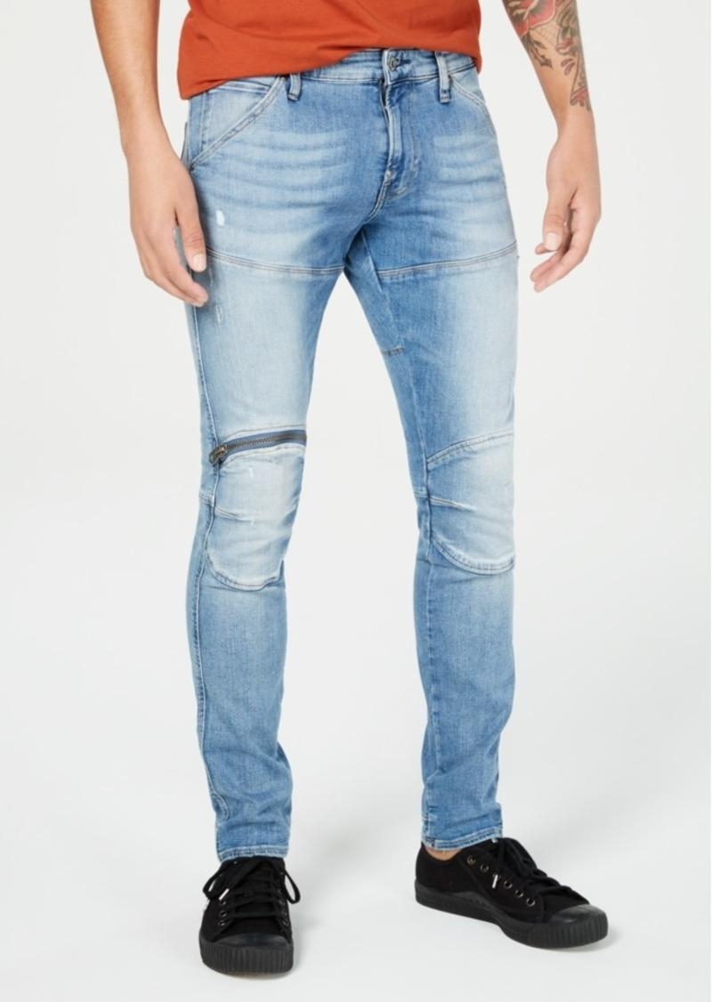 G Star Raw Denim G-Star Raw Men's Skinny-Fit Jeans, Created for Macy's