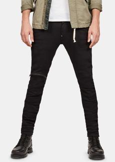 G Star Raw Denim G-Star Raw Men's Skinny-Fit Moto Jeans, Created for Macy's