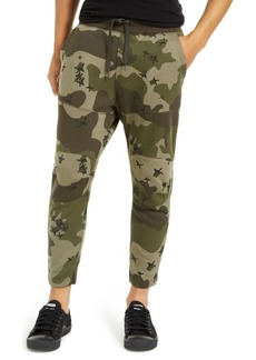 G Star Raw Denim G-Star Raw Men's Slim-Fit Camo Jogger Pants, Created For Macy's