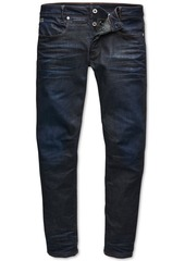 G Star Raw Denim G-Star Raw Men's Slim-Fit Stretch Dark Aged Jeans, Created for Macy's