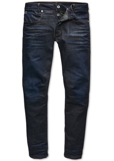 G Star Raw Denim G-Star Raw Men's Slim-Fit Stretch Dark Aged Jeans, Created for Macy's
