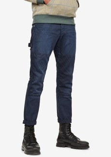 G Star Raw Denim G-Star Raw Men's Straight Tapered Utility Pants