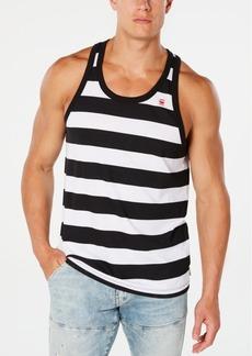 G Star Raw Denim G-Star Raw Men's Stripe Tank Top, Created for Macy's