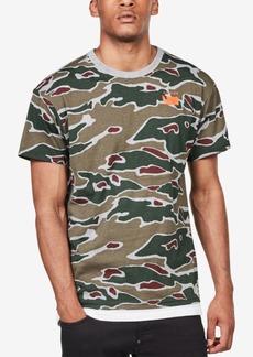 G Star Raw Denim G-Star Raw Men's Sverre Camouflage T-Shirt, Created for Macy's