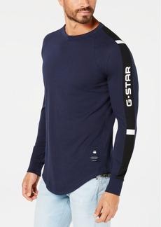 G Star Raw Denim G-Star Raw Men's Swando Logo T-Shirt