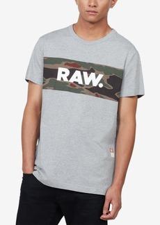 c7244a8a29 G Star Raw Denim G-Star Raw Men's Prebase Stripe Short Sleeve T ...