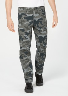 G Star Raw Denim G-Star Raw Men's Tapered Camo Pants, Created for Macy's