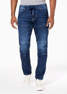 G Star Raw Denim G-Star Raw Men's Tapered Fit Stretch Destructed Jeans, Created for Macy's