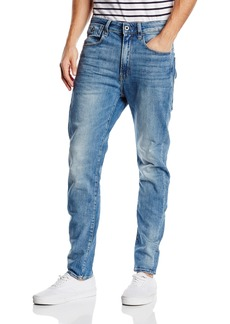 G Star Raw Denim G-Star Raw Men's Type C 3D Super Slim Fit Jean in Humber Stretch Denim  30x34