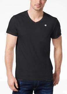 G Star Raw Denim G-Star Men's V-Neck T Shirt, Created for Macy's