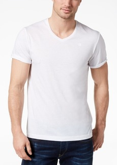 G Star Raw Denim G-Star Men's V-Neck T Shirt, Created for Macy's