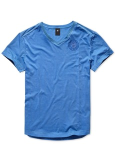 G Star Raw Denim G-Star Raw Men's V-Neck T-Shirt, Created for Macy's
