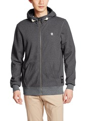 G Star Raw Denim G-Star Raw Men's Varos Full Zip Sweatshirt Hoodie