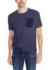 G Star Raw Denim G-Star Raw Men's Varos Short Sleeve Pocket T-Shirt