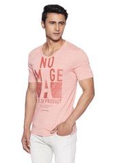 G Star Raw Denim G-Star Raw Men's Warro No Image Short Sleeve T-Shirt