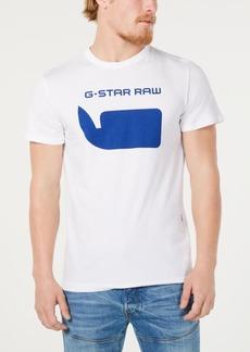 G Star Raw Denim G-Star Raw Men's Whale Logo T-Shirt, Created for Macy's