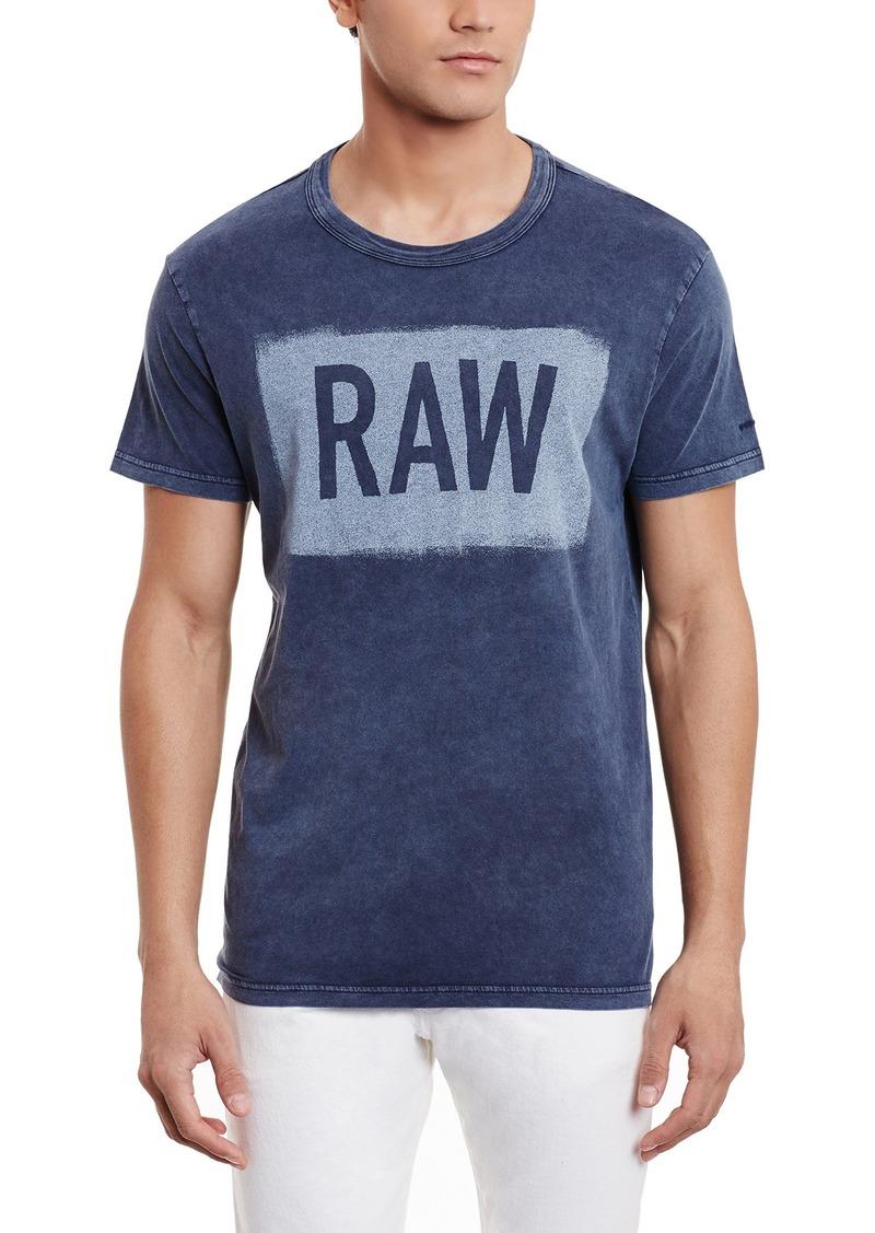 G Star Raw Denim G-Star Raw Men's Woof Short Sleeve T-Shirt
