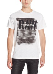 G Star Raw Denim G-Star Raw Men's Xaix Short Sleeve T-Shirt
