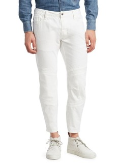 G Star Raw Denim Motac 3D Deconstructed Slim Jeans