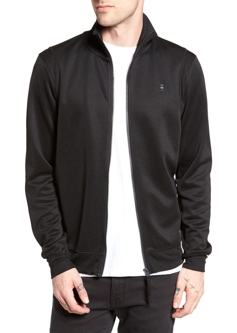 G Star Raw Denim G-Star Raw Motac Tracktop Sweatshirt