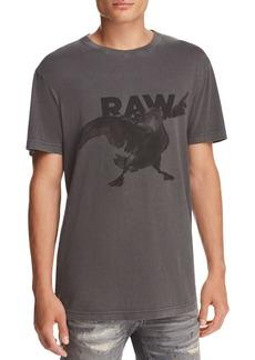 G Star Raw Denim G-STAR RAW Parta Crewneck Short Sleeve Tee