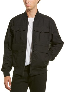 G Star Raw Denim G-Star Raw Rackam Army Bomber Jacket