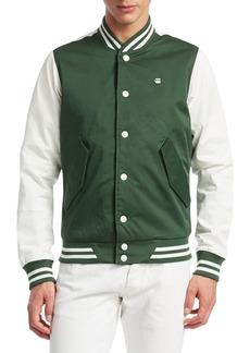 G Star Raw Denim Rackam Sports Bomber Jacket