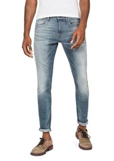 G Star Raw Denim G-STAR RAW Revend Skinny Fit Jeans in Faded Quartz