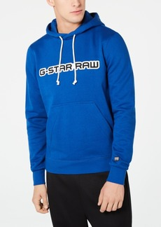 G Star Raw Denim G-Star Raw Rodis Men's Logo Hoodie, Created for Macy's