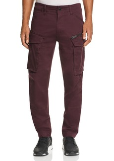 G Star Raw Denim G-STAR RAW Rovic 3D Straight Tapered Cargo Pants