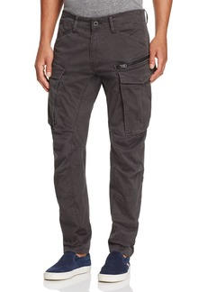G Star Raw Denim G-STAR RAW Rovic New Tapered Fit Cargo Pants